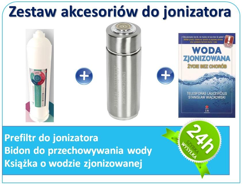 Akcesoria jonizatory wody